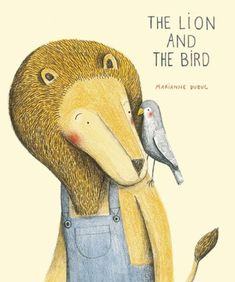 The Lion and the Bird de Marianne Dubuc http://www.amazon.es/dp/1592701515/ref=cm_sw_r_pi_dp_Fxjvvb0A2KQZA