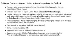 Notes Address Book