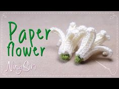 How to crochet Paper flower tutorial for beginner Crochet Puff Flower, Crochet Flower Tutorial, Paper Flower Tutorial, Crochet Flowers, Irish Crochet Tutorial, Crochet Crown, Crochet Dolls Free Patterns, Crochet Flower Patterns, Crochet Designs