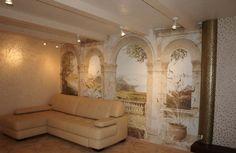 Роспись стен, что следует знать перед началом работ