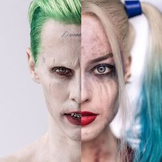 You complete me Puddin ❤️ - - - #thecrazyones  #suicidesquad #harleyquinn #joker #suicidesquad2016  #batman #jeradleto #dccomics #dc #girlpower #thejoker #margotrobbie #art #sketch #cosplay #suicidesquad #comiccon #comics #harleyquinncosplay #poisonivy #justiceleague #makeup #arkhamknight #superman #wonderwoman #thedarkknight #catwoman #superheroes #harley #margotrobbieharleyquinn