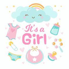 Baby Shower Niño, Simple Baby Shower, Beautiful Baby Shower, Baby Shower Cards, Baby Shower Background, Birthday Party Background, Baby Shower Invitation Templates, Baby Shower Invitations For Boys, Cute Elephant Drawing