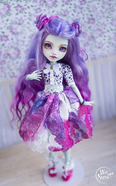 Frankie Stein OOAK by WillStore | Custom Order | willka_ann | Flickr
