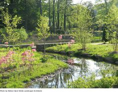 Meadow Creek Regional Stormwater Management Master Plan at University of Virginia in Charlottesville, VA and Nitsch Engineering in Boston, MA