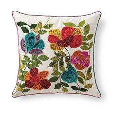 Berkley Floral Pillow Collection