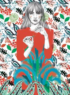 Lina Ekstrand Illustrations