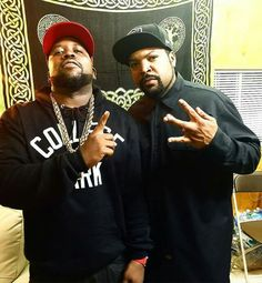 Big Boi and Ice Cube