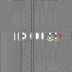 Wyman_Mexico_68_Olympics_radiating