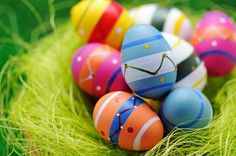 Creative ideas for decorating easter eggs1