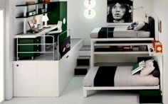 Small Bedroom Design For Teenager Boys