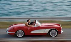 Red vintage car | More lusciousness at http://mylusciouslife.com/photo-galleries/inspiring-photos-fan-favourites/