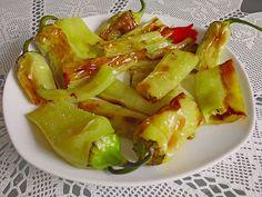 Gebratene Paprikaschoten, ein leckeres Rezept aus der Kategorie Gemüse. Bewertungen: 31. Durchschnitt: Ø 4,5.