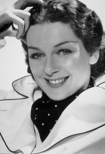 Rosalind Russell (1907–1976)  Born  in Waterbury, Connecticut, USA. Actress, His Girl Friday