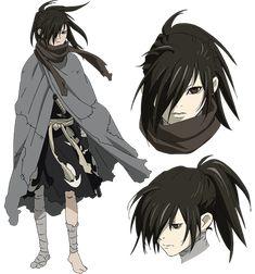 Kết quả hình ảnh cho hyakkimaru Manga Art, Manga Anime, Anime Art, Anime Eyes, Character Concept, Character Art, Concept Art, Anime Comics, Fantasy Characters