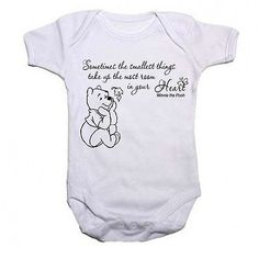 Winnie the pooh beautiful #quote funny babygrow baby vest #bodysuit gift #present, View more on the LINK: http://www.zeppy.io/product/gb/2/261734582049/