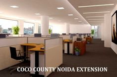Coco County Noida is residential tower unit by ABA corp to develop 2BHK and 3BHK units. It is perfectly planned to provide an efficient apartments at Noida Extension.