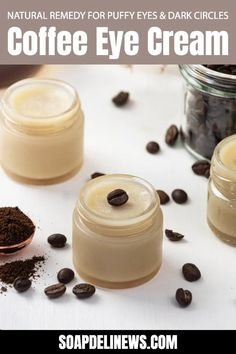 Homemade Skin Care, Homemade Beauty Products, Diy Skin Care, Natural Beauty Products, Diy Natural Beauty Recipes, Homemade Eye Creams, Diy Beauty Products Videos, Diy Spa Products, Beauty Hacks Diy