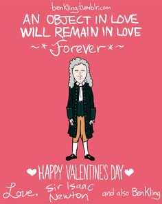 Ben Kling. Cartel publicitario día de San Valentín | Happy Valentine's day