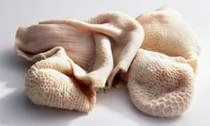 Veal tripe, consisting of rumen and reticulum. Photograph: Bon Appetit/Alamy