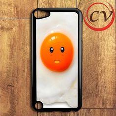 Cute Breakfast Omelette iPod 5 Case