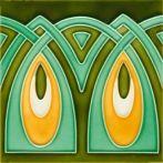 j´adore http://www.golem-baukeramik.de/de/Jugendstilfliesen/Wandfliesen/Jugendstilfliesen-Dekor/ F 12 V1