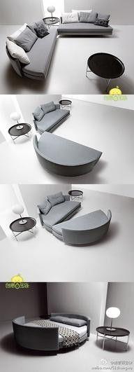Adjustable Circular Couch