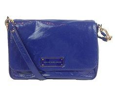 Marc by Marc Jacobs Too Hot to Handle Lea Glazed Leather Crossbody Bag, Bright Royal Marc by Marc Jacobs http://www.amazon.com/dp/B00TEGPAYC/ref=cm_sw_r_pi_dp_KAu2ub0AF98DS