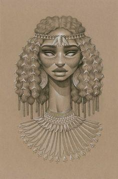 african sun goddess, nefertum