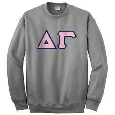 Delta Gamma Crewneck Sweatshirt