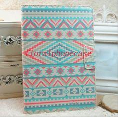 Aztec iPad Mini Case  Tribal iPad Mini Case  by floralphonecase