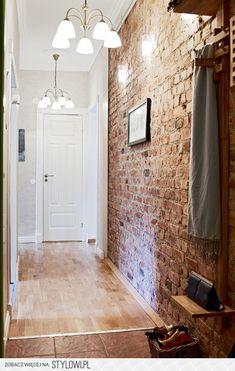 brick anteroom