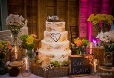 Beautiful Carolina Rustic Rentals Wedding Booth