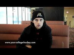 Brandon DeFazio, Clarkson University discusses tips for succeeding as a student athlete
