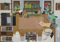 """""""The Ex-Wife's Plants and Things"""" by Ann Toebbe"""