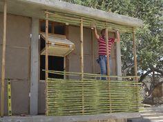 Galeria - Voluntários constroem centro comunitário com barro e junco em Guadalajara, México - 42