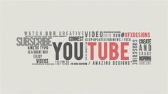 After Effects Template - Kinetic Typography Pack on Vimeo