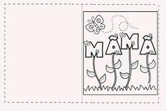 Φωτογραφία του χρήστη Работа с деца със СОП. Mothers Day Crafts For Kids, Mothers Day Cards, Happy Mothers Day, Mother Day Gifts, Easy Preschool Crafts, Craft Activities, 8 Martie, Mom Day, Summer Crafts