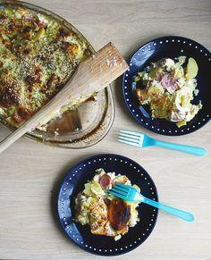 French Potatoes-Cartofi franțuzești la cuptor French Toast, Breakfast, Food, Morning Coffee, Essen, Meals, Yemek, Eten