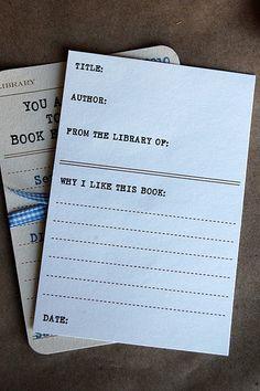 book swap party