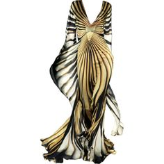 edited by Satinee - Haute couture collection ❤ liked on Polyvore featuring dresses, gowns, long dresses, animal print, animal print gown, couture ball gowns, couture evening gowns, couture dresses y couture evening dresses