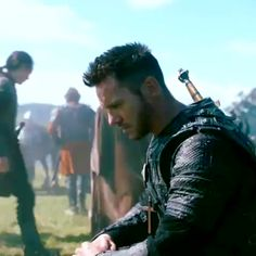 Heahmund is the wrath of God. JRM & his performances in the show are making the absence of TF tolerable. :)