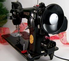 Sew-Classic Blog: Classic Singer 201-2 Vintage Sewing Machine Review
