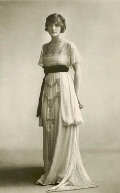 Lily-Elsie-Summer-gown-1910