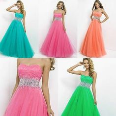 Arrival New Sexy Beaded Sweetheart Evening Dresses Long Pageant Formal Prom Gown