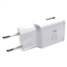 BrankBassUSB Charger EU Quick Charge 2.0 Adapter 9V 1.67A OR 5V 2A Micro USB Charger For Samsung Galaxy Note 4 S6 Edge For LG G3