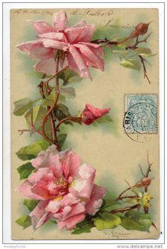 Ansichtskarten > Motive > Botanik > Blumen - Delcampe.net