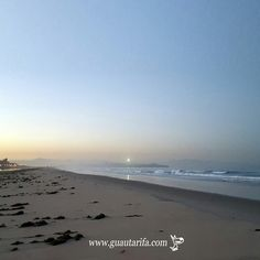 Buenos días Guau! 🌞 #tarifa #guautarifa #amanecer #sunrise #playa #beach  www.guautarifa.com