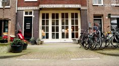 Former bike factory turned into a industrial loft, Amsterdam