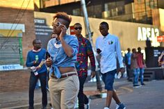 STR CRD STREET STYLE | PART THREE Location: Maboneng Precinct, Johannesburg, South Africa Photographed by: The Expressionist Like on Facebook: The Expressionist Follow on Twitter: The Expressionist