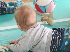 Blazina za dojenčka: Oh, kako se mu mudi ...